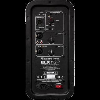 """ElectroVoice ELX112P - Cassa Attiva 12""""/1.5"""" da 1000W_back"""