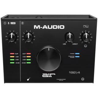 2 M-Audio AIR 192 4 Interfaccia Audio Usb 24 Bit