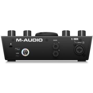 2 M-Audio AIR 192 4 Interfaccia Audio 24 Bit