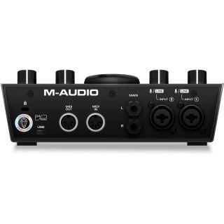 2 M-Audio AIR 192 8 Interfaccia Audio Midi Usb 24 Bit