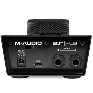 2 M-Audio AIR Hub Interfaccia Audio 24 Bit