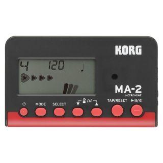 KORG Ma2 BkRd - Metronomo Digitale 1