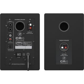 Mackie CR4 (Coppia) - Monitor da Studio Attive 50W 3