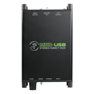 Mackie MDB USB - DI Box Stereo04