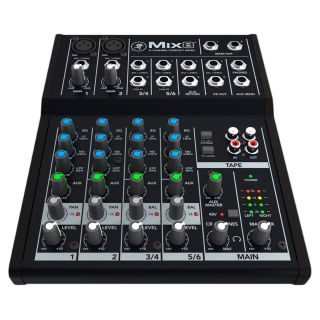 Mackie Mix8 - Mixer Passivo 8 Ch02