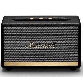 Marshall Acton II Voice Google Assistant Black