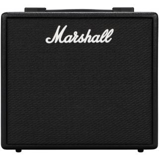 Marshall code 25 front