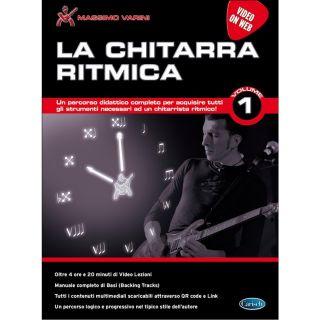 1 Massimo Varini Carish La Chitarra Ritmica Volume 1
