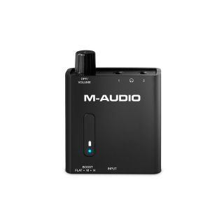 m-audio bass traveler front