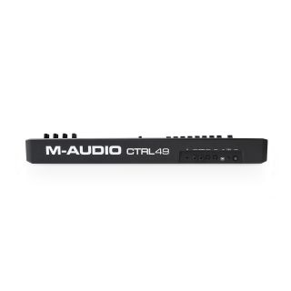 M-AUDIO CTRL49 - rear