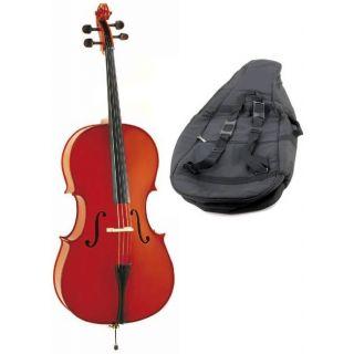 MAVIS MC6012 Violoncello 3/4 Serie Student B-Stock