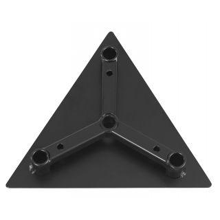 0 Showtec - Base Plate for MDT - Triangolare, metallo, Deco-20
