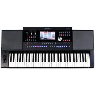 MEDELI A1000 - Tastiera Arranger Workstation A 61 Tasti Con Sensibiltà Al Tocco.