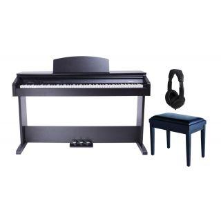 Medeli DP 250 Set - Pianoforte Digitale / Panchetta / Cuffie