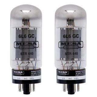 Mesa Boogie 6L6GC STR 440 Coppia Valvole Amplificatore