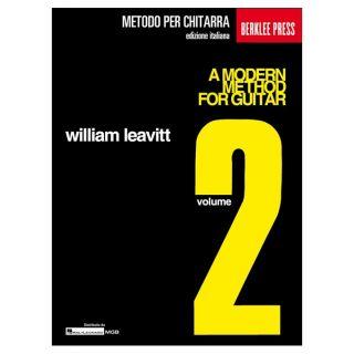 Hal Leonard Metodo Moderno per Chitarra Volume 2