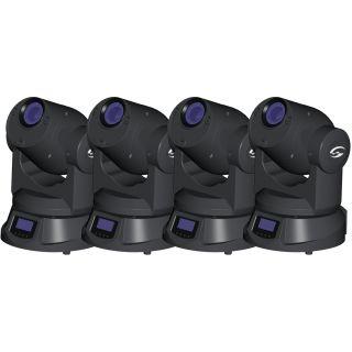 SOUNDSATION 4 Mini Teste Mobili Beam