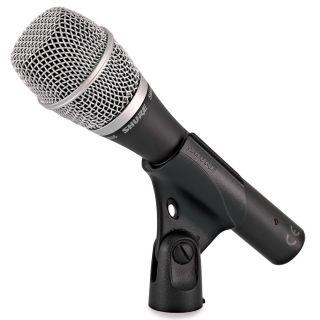 Shure SM 86 - Microfono a Condensatore Professionale Cardioide per Voce e Canto06