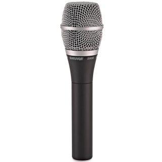 Shure SM 86 - Microfono a Condensatore Professionale Cardioide per Voce e Canto05