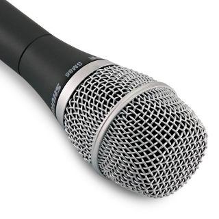Shure SM 86 - Microfono a Condensatore Professionale Cardioide per Voce e Canto04