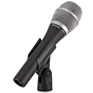 Shure SM 86 - Microfono a Condensatore Professionale Cardioide per Voce e Canto03