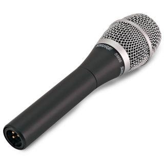 Shure SM 86 - Microfono a Condensatore Professionale Cardioide per Voce e Canto02