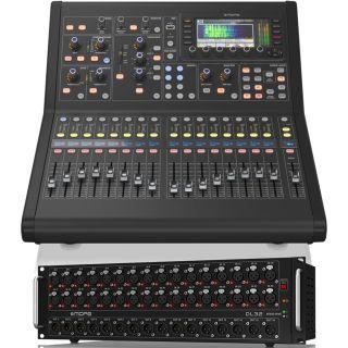 Midas M32R Live Mixer Digitale 32 Ch con Stage Box DL32