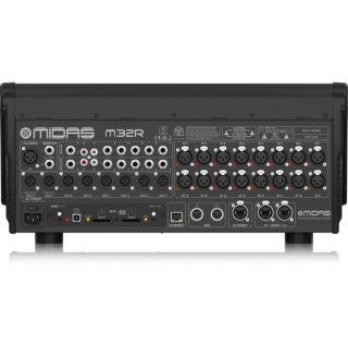 Midas M32R Live Mixer Digitale 32 Ch con Stage Box DL3202