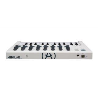 ARTURIA MINILAB MKII - Tastiera Controller Entry Level_side