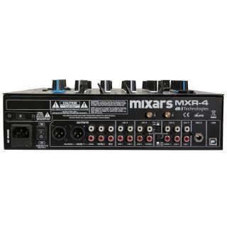 mixars mxr4 rear