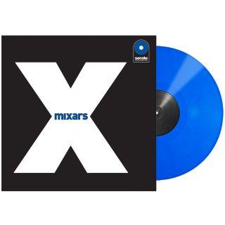 mixars Timecode Vinyl blue