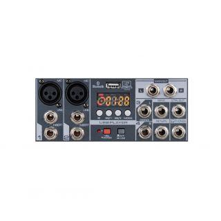 ZZIPP ZZMXBTE4 - Mixer Compatto 4 Canali_back