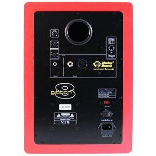 Monkey Banana Gibbon 8 Red - Monitor da Studio 110W03