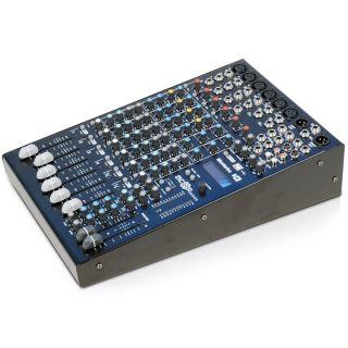 Montarbo MC-R8 FX - Mixer Passivo 6 Canali con Effetti02
