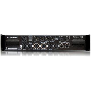 Montarbo PLM6800 - Amplificatore Finale di Potenza Digitale 4 x 1400W @ 4 Ohm02
