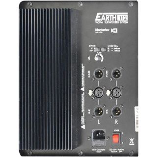 Montarbo Earth 112 - Subwoofer Attivo 1000W02