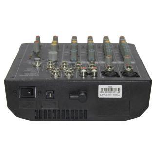 Montarbo FiveO F62X - Mixer 6 Ch con Effetti02