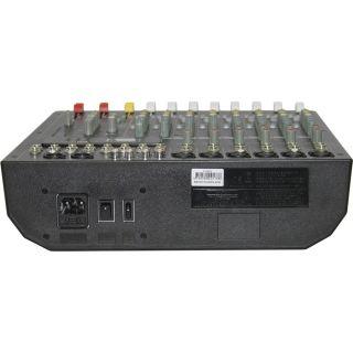 Montarbo FiveO F124CX - Mixer 12 Ch con Effetti02