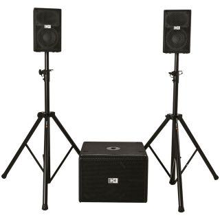 Montarbo FULL612 - Sistema Audio Completo 2000W