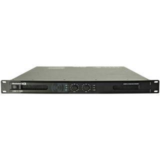 Montarbo Lion 2-1500 - Amplificatore di Potenza 2 x 1500W @ 4 Ohm