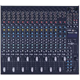 Montarbo MC-R16FX - Mixer Audio Passivo 14 Ch con Effetti