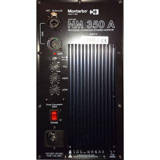 Montarbo NM350A - Diffusore Biamplificato 350W02