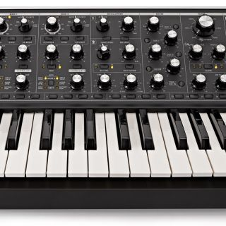 Moog Subsequent 37 - Sintetizzatore Analogico Parafonico 37 Tasti03