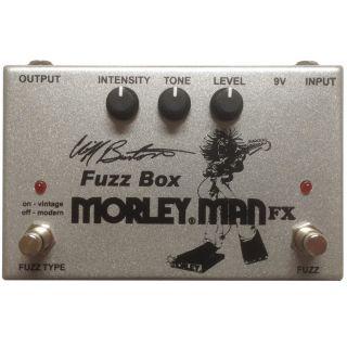 Morley Man FX Cliff Burton Fuzz Box - Effetto Fuzz per Basso02