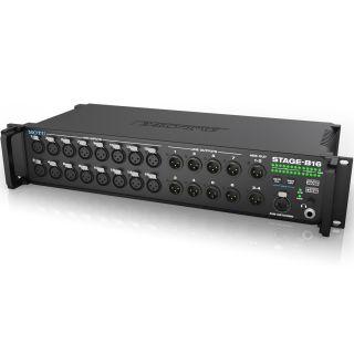 Motu Stage B16 - Stage Box/Mixer Stand-Alone/Interfaccia Audio02