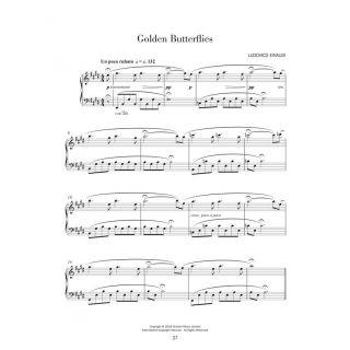 4 Seven Days Walking Day One per Piano Solo Ludovico Einaudi