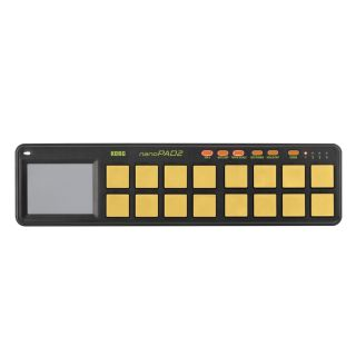 KORG NanoPad2 Orange/Green