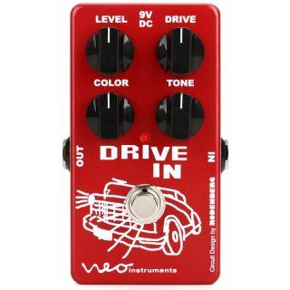 Neo Instruments Drive In - Pedale Effetto Overdrive per Elettrica