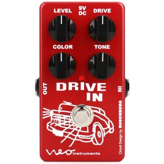 Neo Instruments Drive In - Pedale Overdrive per Elettrica