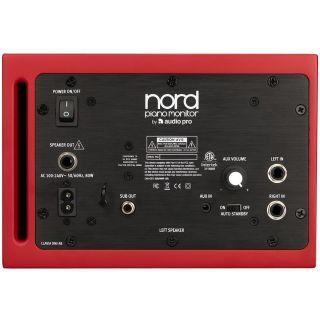 Nord Piano Monitors (Coppia) per Tastiere Nord 2 x 80W05